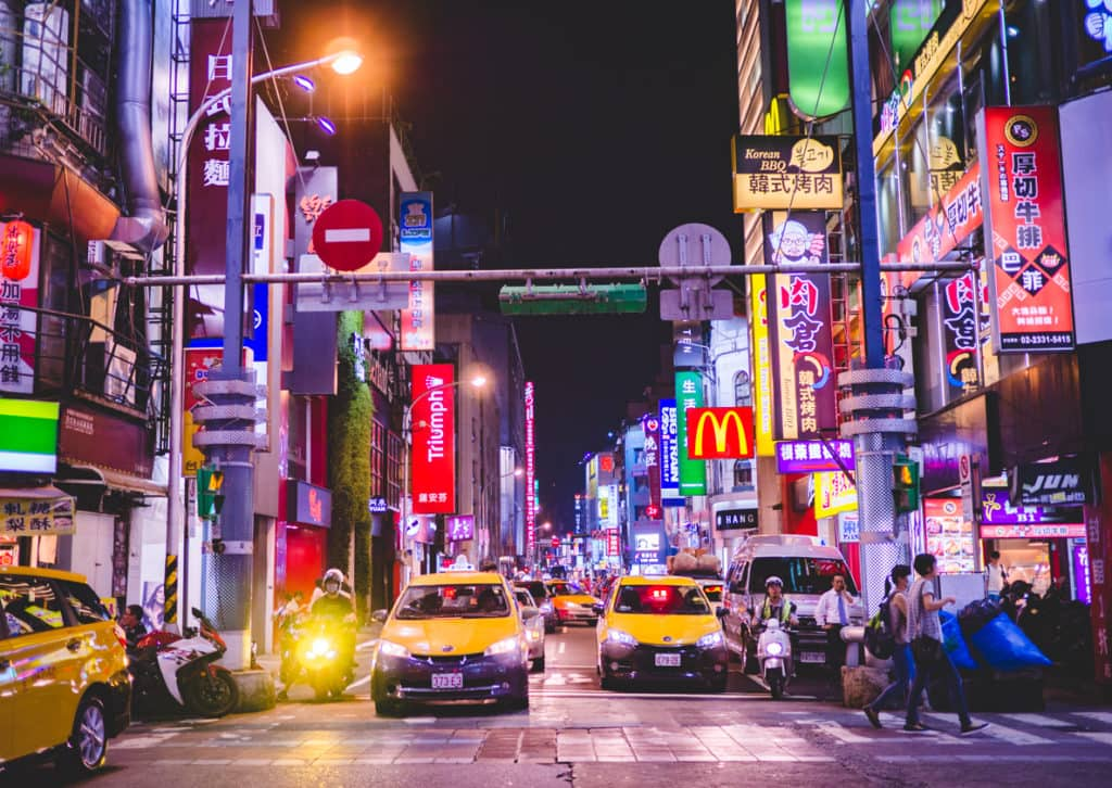 Taipei Streets