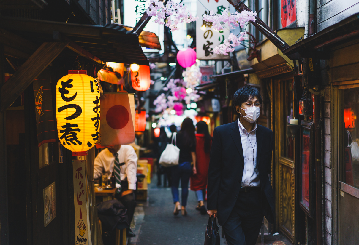Top 5 Best Spots For Tokyo Street Photography