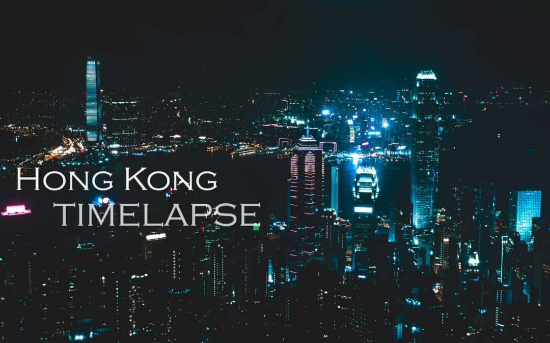 The Night Of Hong Kong Timelapses
