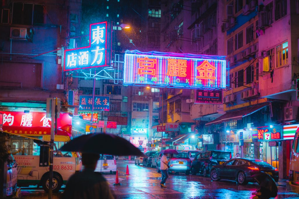 Remembering Hong Kong Neon Signs As They Are Being Removed
