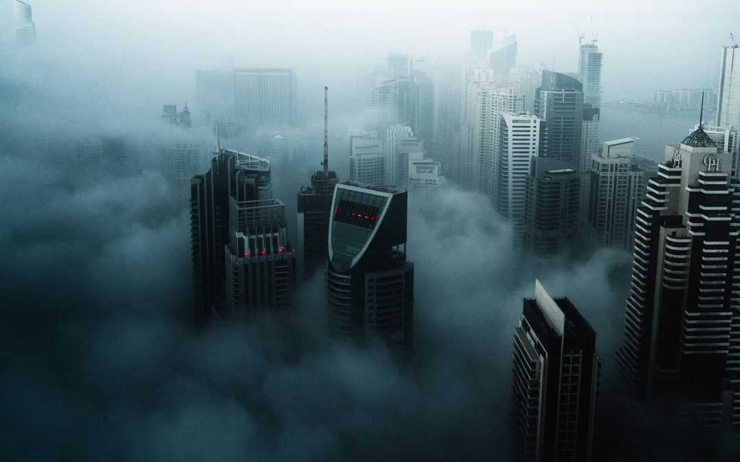 Eerie Scenes in Dubai (2019)
