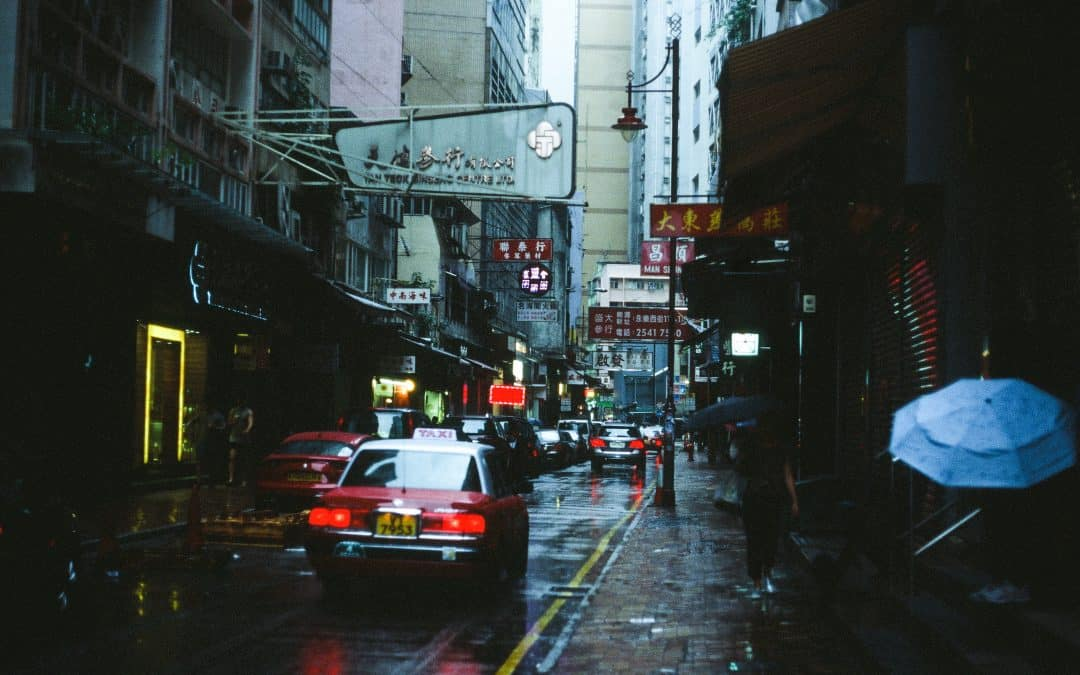 Ektachrome100 Film Shoot in Hong Kong