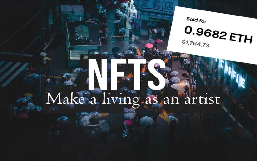 NFTs for photographers – Everything I know so far